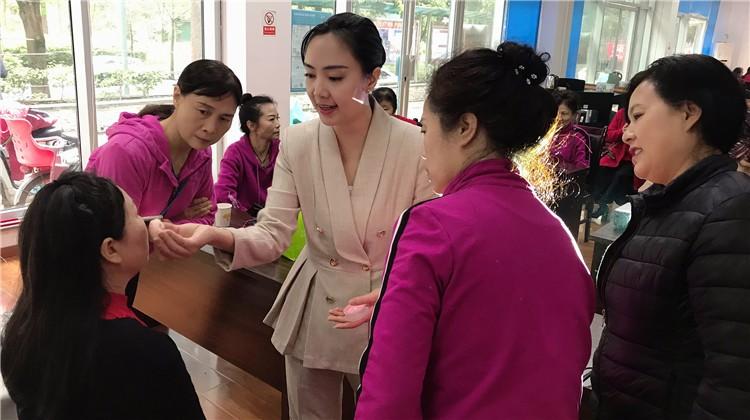 助力志愿者服务质量提升 专业老师来支招