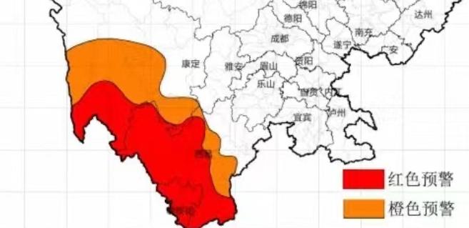 注意!四川发布高森林火险红色预警 涉及这些地区
