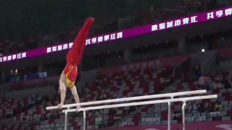 大运时间 | 江苏队卫冕男团冠军 国手盼逆袭 2021年全国体操锦标赛精彩多多