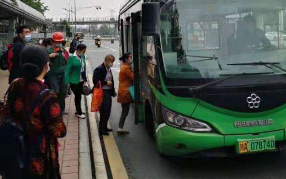 公交优化3条线路  新增28个站点  成都龙潭产业功能区通勤效率提升