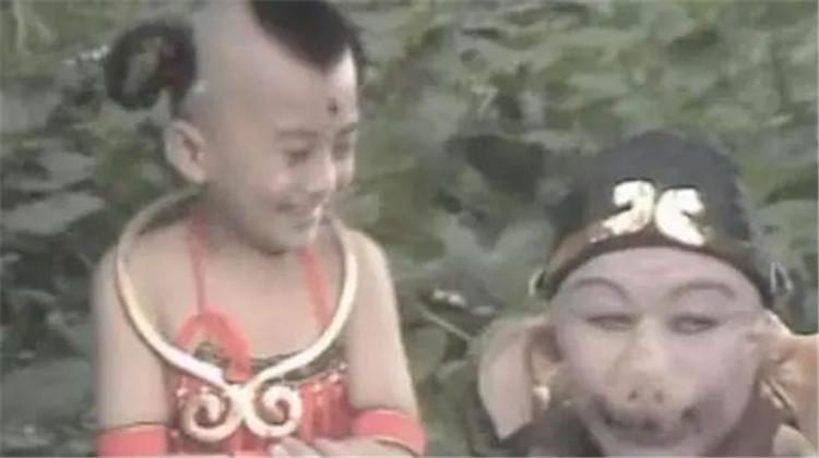 86版《西游记》红孩儿演员已是中科院博士 网友:牛娃就是牛!