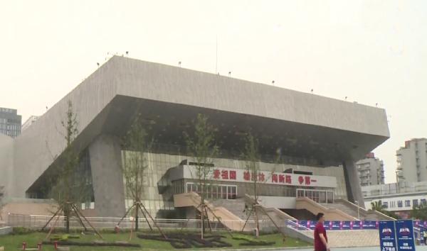 """CUBA成都打响 省体育馆迎来""""换装""""首秀"""