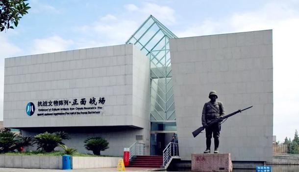 """""""雪山下的公园城市 向往里的大美成都""""   建川博物馆"""
