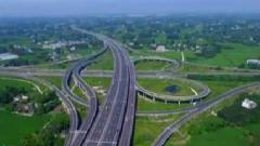 成都二繞高速東段因路面施工 部分路段將實施臨時交通管制