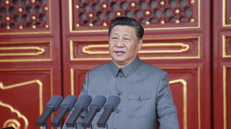 独家V观丨习近平:绝不允许任何外来势力欺负压迫奴役中国人民