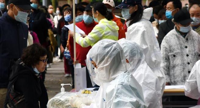 國家衛健委:昨日新增確診22例,其中本土3例在云南