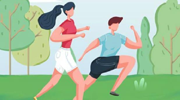 近四天運動適宜指數出爐 想出門鍛煉的看過來