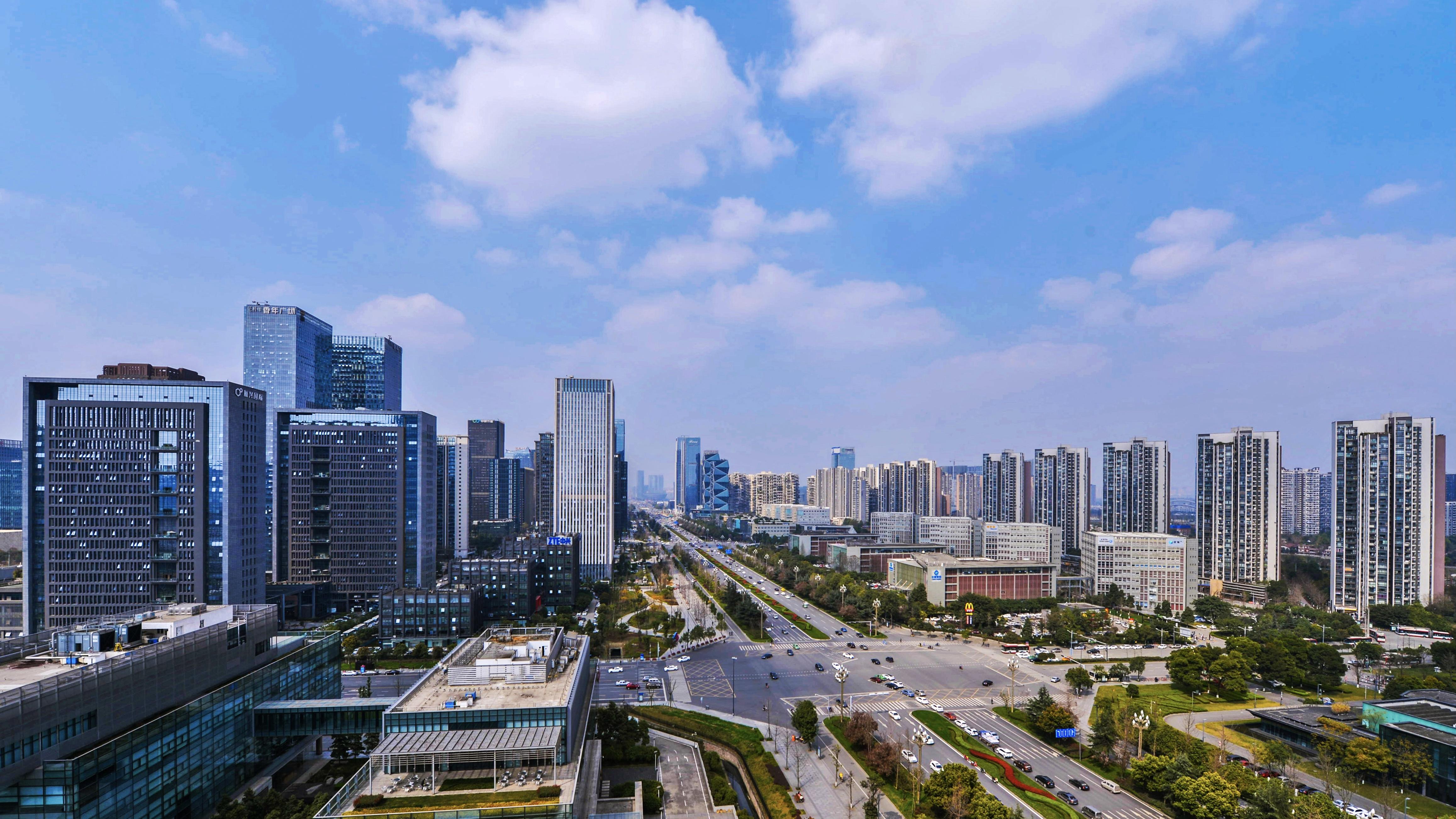 以科技创新支撑引领现代产业体系 成都开启创新型城市发展新征程