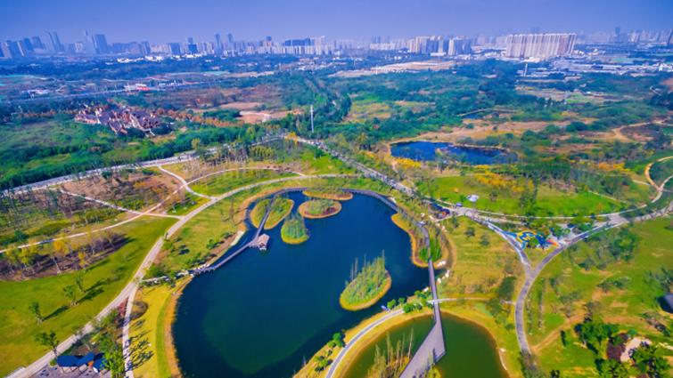 """构建""""青山绿道蓝网""""生态格局 成都""""公园城市""""建设又有新期待"""