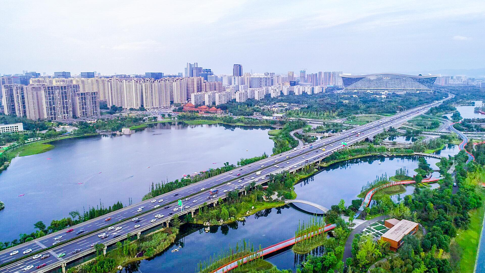 """大城市""""向""""大都市圈""""之变——李晓江解读成都市国土空间总体规划:体现了六大特点"""