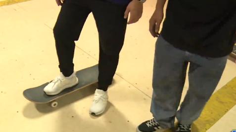 约会青春 | 带您了解新晋奥运会比赛项目——滑板(二)