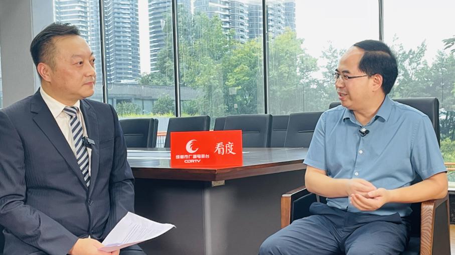 专访陈明坤谈成都公园城市新形态:相生相融 有机融合