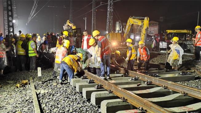 峨攀线燕岗站信号倒替施工完成 成昆铁路扩能改造又一段双线开通