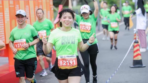 乐享公园城市健康生活!2021年成都高新绿道优跑第二站开启