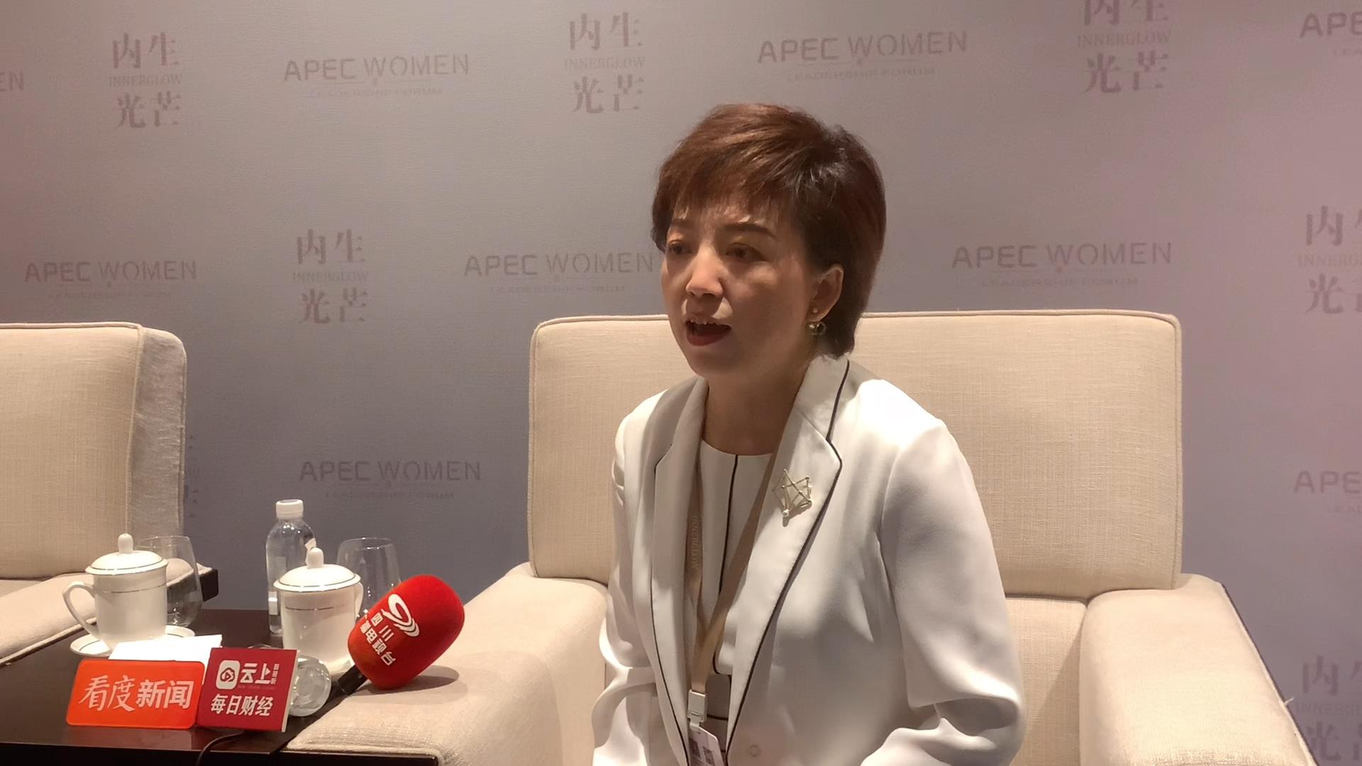 艾美集团董事长李金凤:美丽+健康有保障 成都女人太幸福了