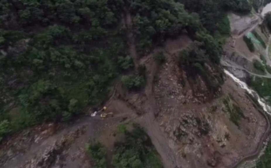 救援进行时!雅安天全县山洪泥石流已搜救出4人