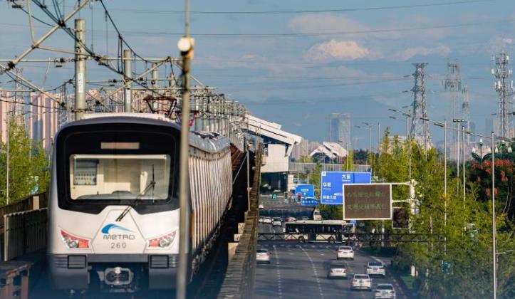 成都地铁保障国庆节期间乘客出行 内附延长运营时间表