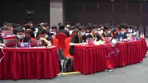 """2021""""巅峰极客""""网络安全技能挑战赛在蓉开战"""