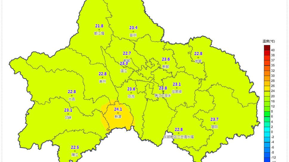 暴雨预警!四川部分地区有大暴雨 成都部分地区有大雨到暴雨