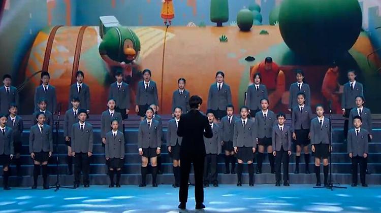 成都童声合唱音乐周丨《木偶之梦》