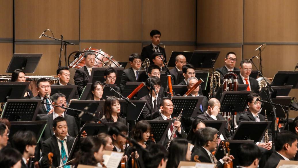 金钟奖精彩进行中 来看深圳交响乐团演出和钢琴古筝声乐组半决赛