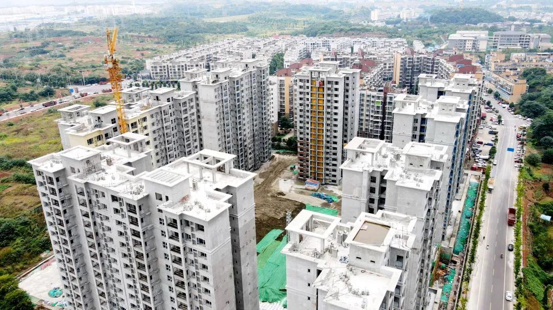 期待!金堂这个新居项目预计年底竣工